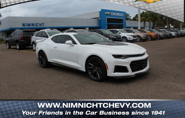 New 2018 Chevrolet Camaro Zl1 For Sale Jacksonville Fl 8 12092