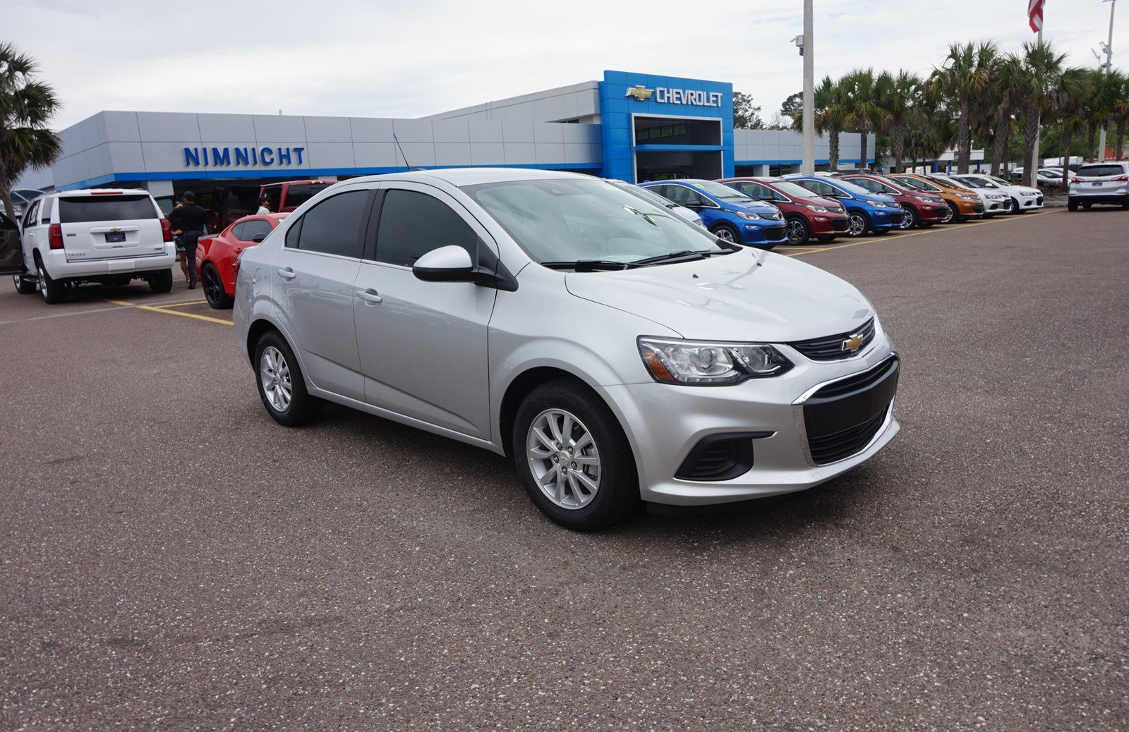 sedan oklahoma lt chevrolet new fwd city inventory hudiburg sonic