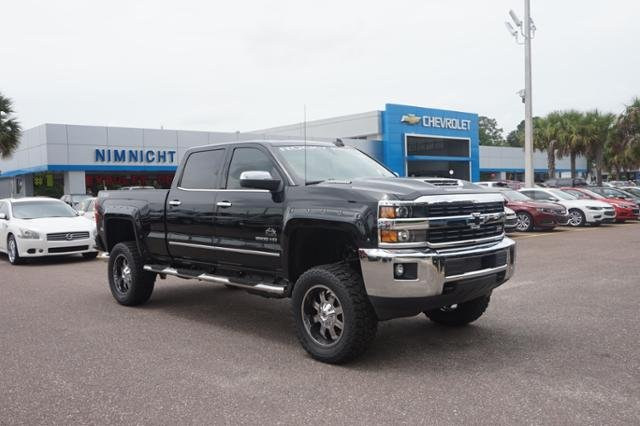 New 2017 Chevrolet Silverado 2500hd Ltz
