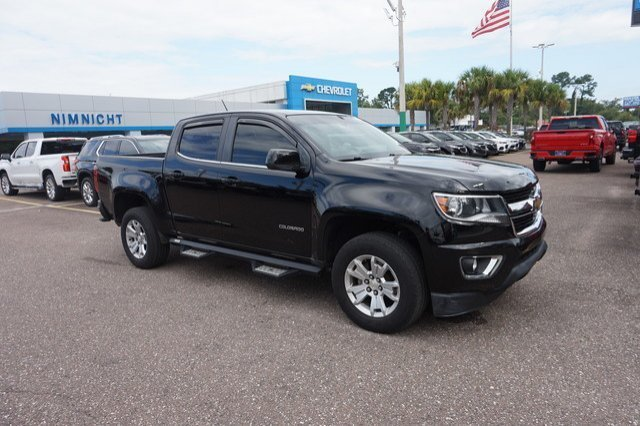 Certified Pre-Owned 2016 Chevrolet Colorado 2WD LT RWD Crew Cab Pickup