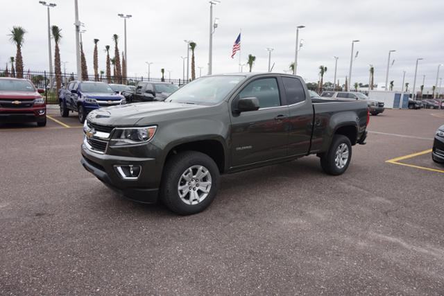 New 2018 Chevrolet Colorado 2wd Ext Cab 128 3 Lt