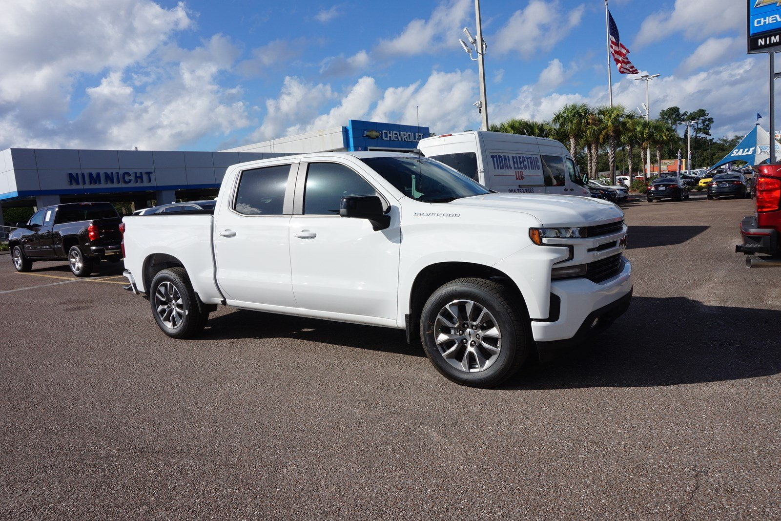 New 2019 Chevrolet Silverado 1500 For Sale Jacksonville Fl 9c85