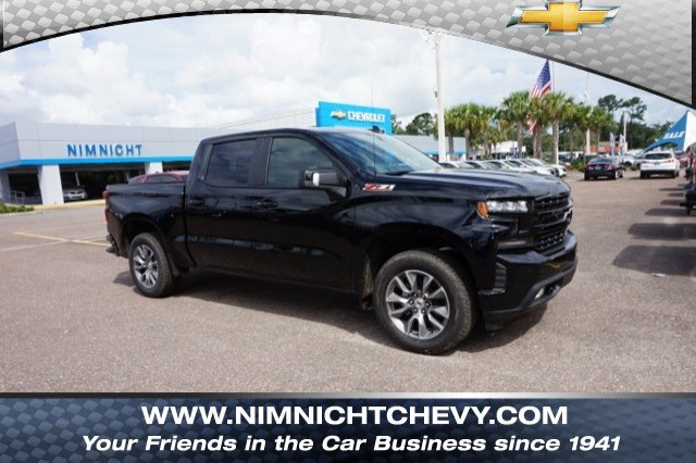 New 2019 Chevrolet Silverado 1500 For Sale Jacksonville Fl 9c55