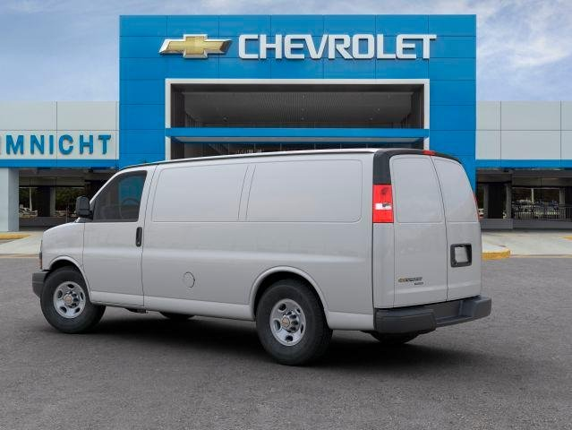 Cargo Van For Sale >> New 2019 Chevrolet Express Cargo Van Work Van Rwd Rwd 2500 135