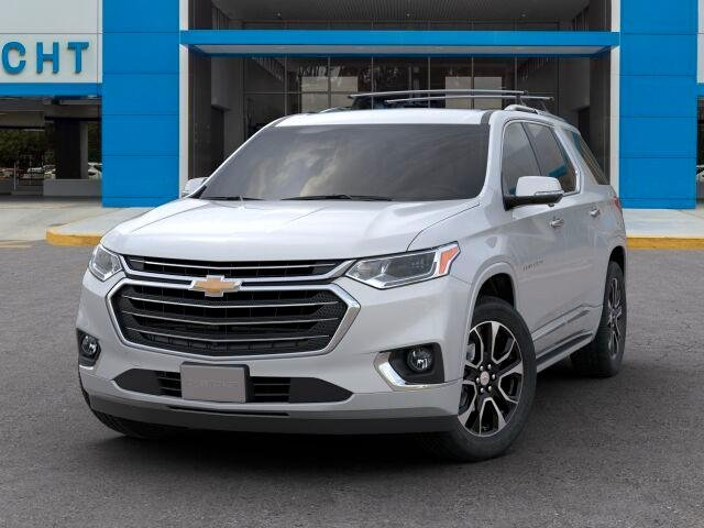 New 2019 Chevrolet Traverse Premier AWD