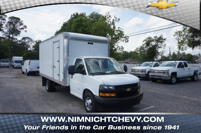 New 2019 Chevrolet Express Commercial Cutaway Work Van