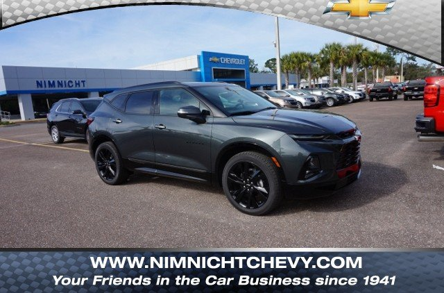 New 2019 Chevrolet Blazer Rs For Sale Jacksonville Fl 19s235