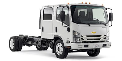 New 2019 Chevrolet 5500HD LCF Diesel