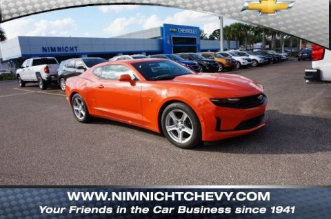 New 2019 Chevrolet Camaro LT
