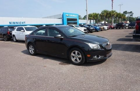 Pre-Owned 2012 Chevrolet Cruze LT w/1LT