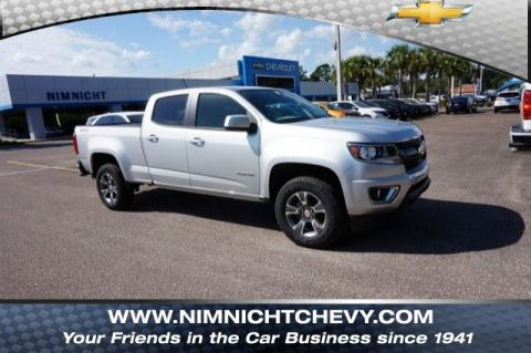 New 2019 Chevrolet Colorado 2WD Z71