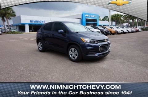 New 2019 Chevrolet Trax LS