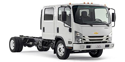 New 2018 Chevrolet 4500 LCF Gas