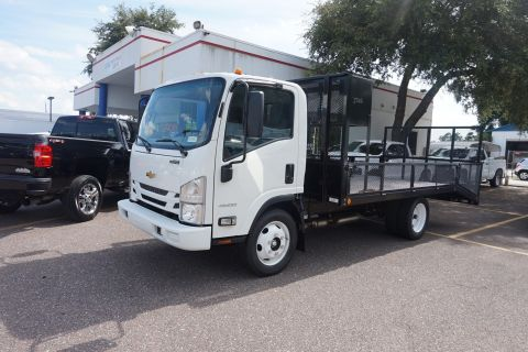 New 2018 Chevrolet 4500 LCF Gas Base